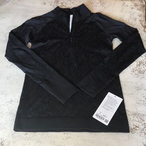 Lululemon Restless 1/2 Zip